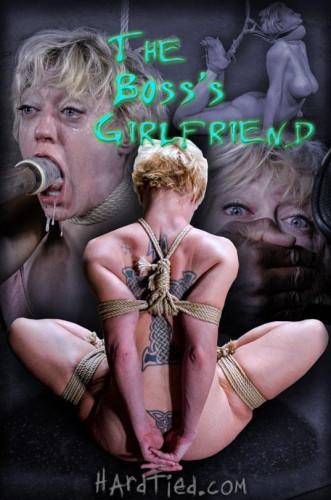 bdsm The Bosss Girlfriend - BDSM, Humiliation, Torture