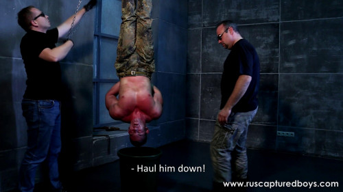 Gay BDSM Military Spy Bogdan - Final Part
