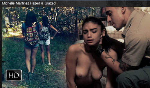 bdsm Teensinthewoods - Jun 28, 2016 - Michelle Martinez Hazed and Glazed