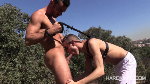Gay BDSM Feet Camp - Alberto Martin and Alejandro Alvarez(May 23,2014)