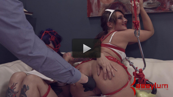 Dollie And Nurse Nasty Filth PT1 - Only Pain HD