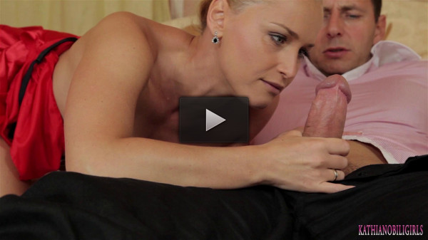 My husband took me with her lover, and waited for their turn to fuck me