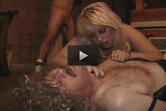 Humiliation And Pain, scene 3