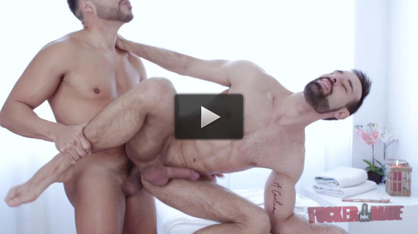 Ansony and Jonathan Forrest — Horny Masseur