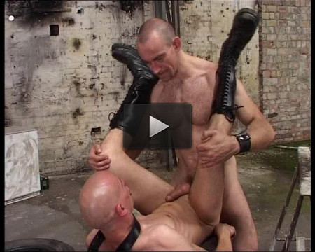 Skinheads In Hardcore Fucking
