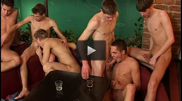 Eboys Studio – Ass Feeders: The Gangbang (2009)