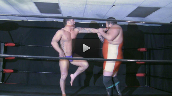 Muscle Domination Wrestling – S10E01 – Bodybuilder Humiliation 2