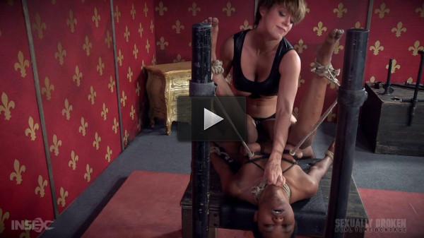 Tiny Slut Fucked On Table