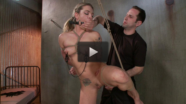 Rope Slut Ass Fucked — Only Pain HD