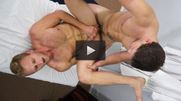 hard dick muscle hunk gay sex - (Roman Todd fucks the virgin hole of Russian Hunk, Jamie Pavel)