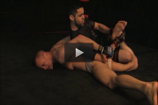 Muscle Domination Wrestling – S04E02 – Glove Fetish Beatdown 2