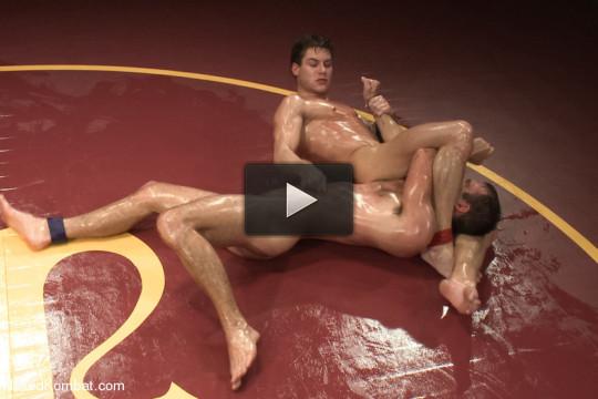 Cameron The Kin-Killer-Cade« vs Vance »The Vice« Crawford — Oil Match»