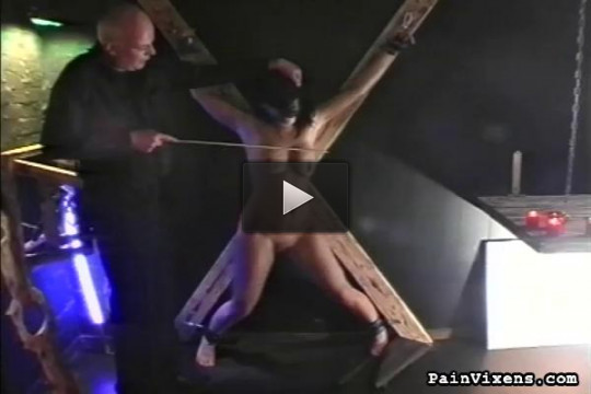 Painvixens — 10 Apr 2010 - Caught & Punished