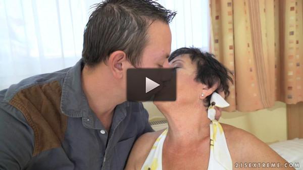 Grandma Loves Fucking