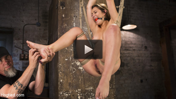 Dani Daniels Submits in Brutal Bondage