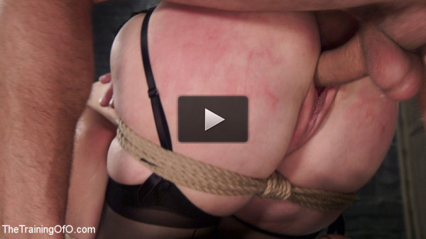 Redhead Spanish Slave Training — Amarna Miller Day 3