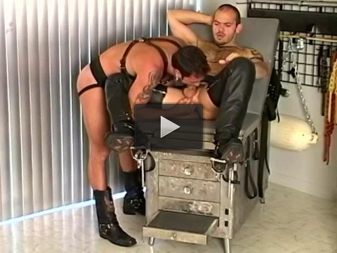Cobra Studios - Cobra Strikes - Leather - cum shot, video, cum shots, handsome