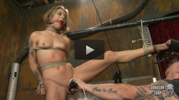 Alyssa Branch — High Intensity BDSM