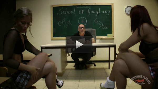 School of gangbang 7