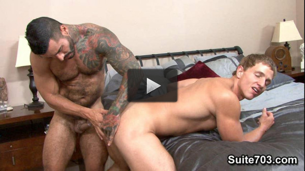 Suite703 - Hot Friend — Alexsander Freitas & Landon Mycles
