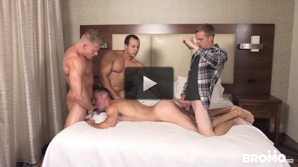 He Likes It Rough And Raw Vol.2 Part 4 Brenner Bolton, Leon Lewis, Max London Zane Anders (2016)