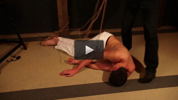 RusCapturedBoys — Georgiy in Pain 3