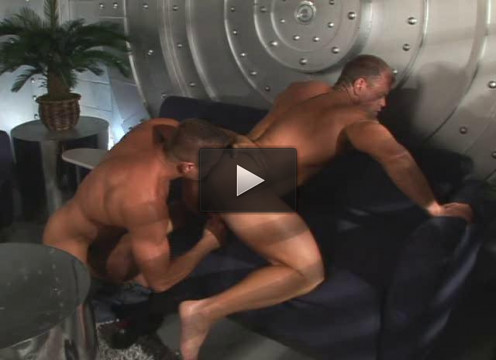 Private Party — part 2 (Robert Van Damme)