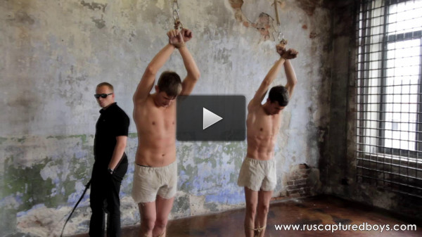 RusCapturedBoys – Slaves Competition — Part I