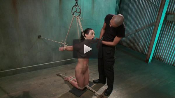 Wenona Fucked Hard in Brutal Bondage