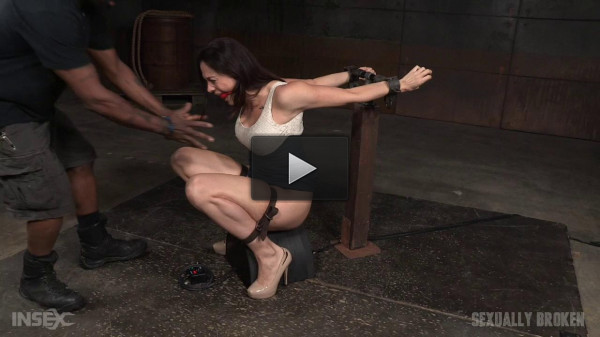 Gets A Orgasm & Facefucking Overload (Chanel Preston) Sexually Broken
