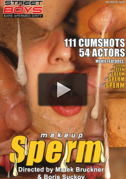 Street Boys — Makeup Sperm