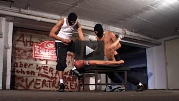 Sneaker Sex Part 7 - Gangster Alarm (2008)