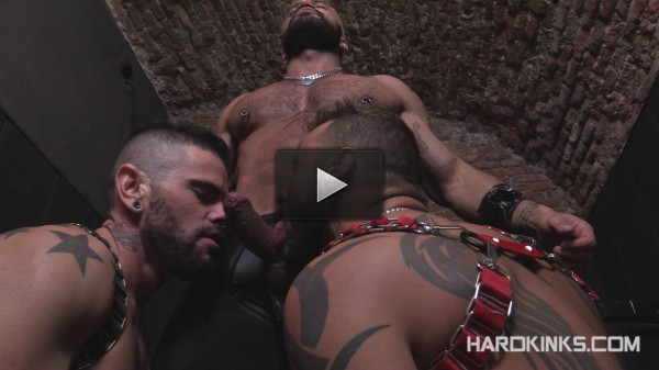HardKinks — Antonio Miracle, Mario Domenech and Rogan Richards