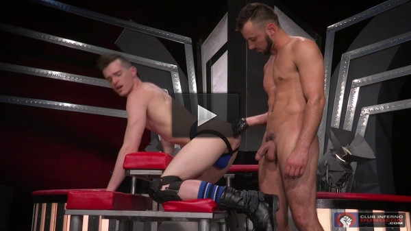 Axel Abysse and Aiden Woods