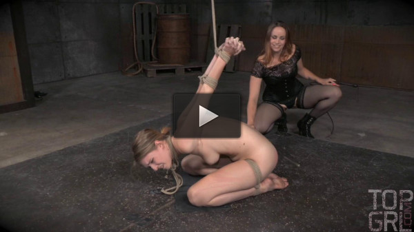 Keep 'em Open :Ashley Lane, Bella Rossi — BDSM, Humiliation, Torture