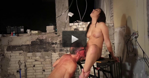 Anina Silk Like Sex With Old Men