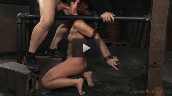BondageSex — Savannah Fox