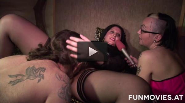 Amateur sex club action