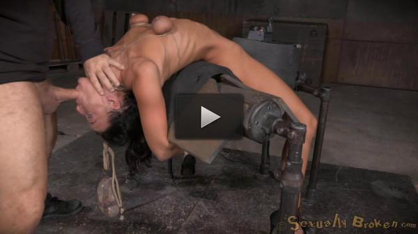Bondage & Torture For Mature Slut