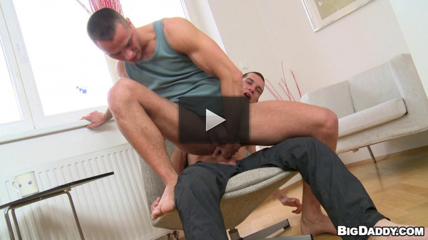 Anal Banging The Window Cleaning Guy! (2014)