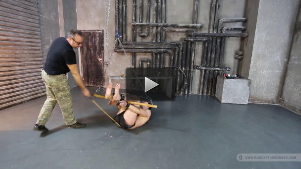 RusCapturedBoys - A Thievish Slave - Part II