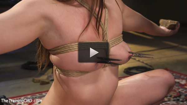 Slave Training of Alison Rey