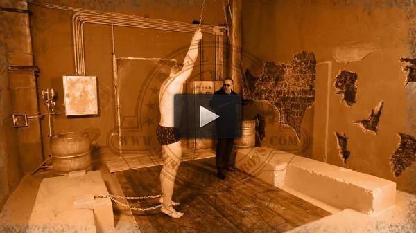 RusCapturedBoys — Captured Soldier Nikolai II — Part I