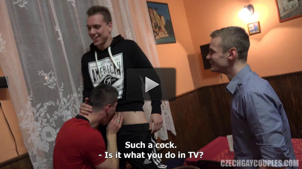 Czech Gay Couples Episode 2
