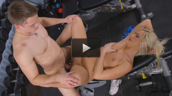 Brooke Rides Jasper