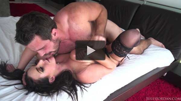 Angela White — Shows Off Her Big Natural 42G Tits, This Aussie Gets A Cock In Her Outback 1080p