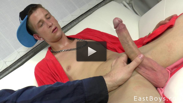 EastBoys — Thomas Fiaty and his Casting — Handjob part 2
