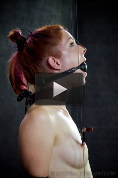 IR — For Bondage's Sake, Part 2 - Redhead Girl Calico Lane — November 08, 2013 - HD