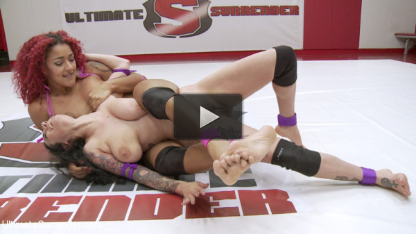Not saved by the bell. Loser is fingered to orgasm after Buzzer