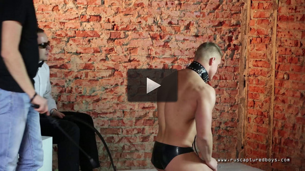 RusCapturedBoys – Slave for Sale — Vasily — Part I